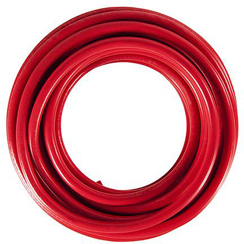 JT&T Products 182F 18 AWG Red Primary Wire, 30' Cut