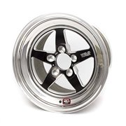 """Weld Racing RT-S Black Wheel with Painted Finish (15x10""""/5x4.75"""")"""