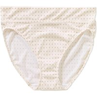 Women's No Pinching. No Problems. Hi-Cut Panty - Style 5138J