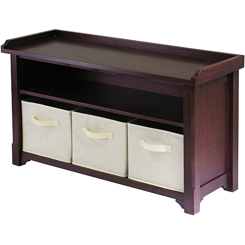 bedroom chest bench. Entryway Benches  Walmart com