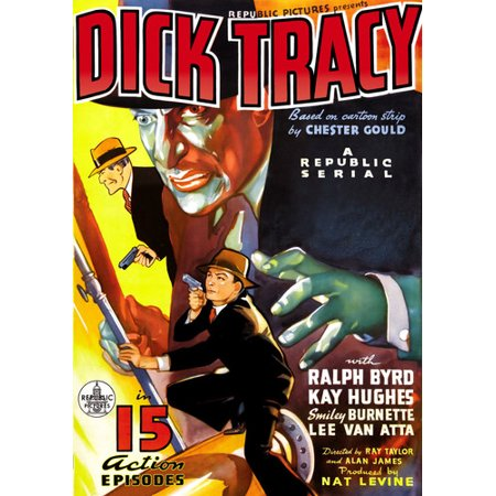 Dick Tracy  37 Serial