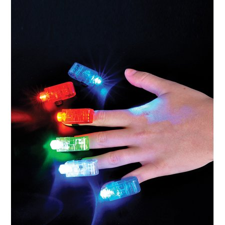 Lumistick LED Finger Lights - Halloween Cut Fingers