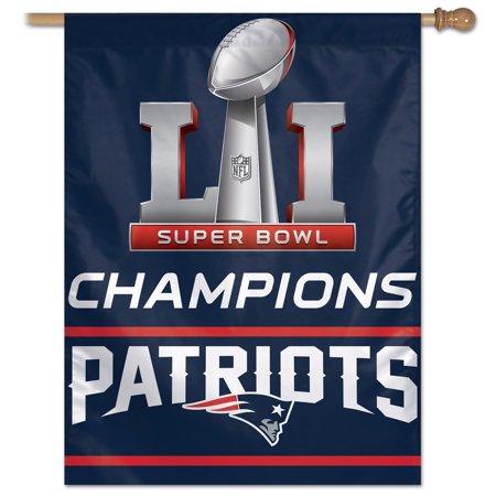 New England Patriots WinCraft Super Bowl LI Champions 27
