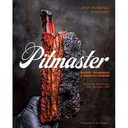(Pitmaster : Recipes, Techniques, and Barbecue Wisdom)