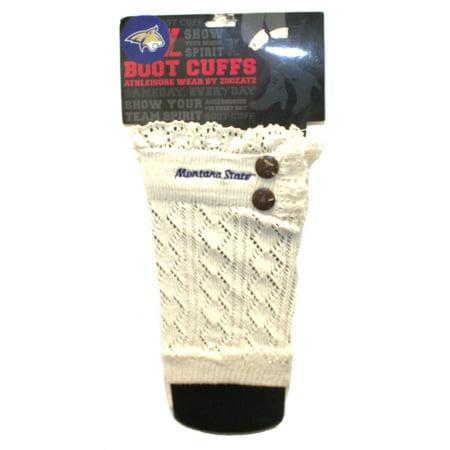 Montana State Bobcats ZooZatz Women's Boot Cuff Leg