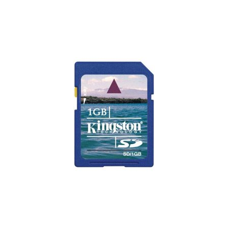 Kingston 1 GB SD Card SD/1GBKR 1 Gb Value Series