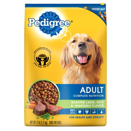 Pedigree Lamb And Rice Dog Food