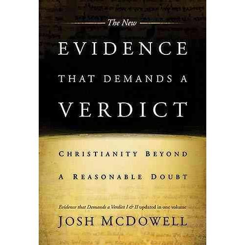 The New Evidence: That Demands a Verdict