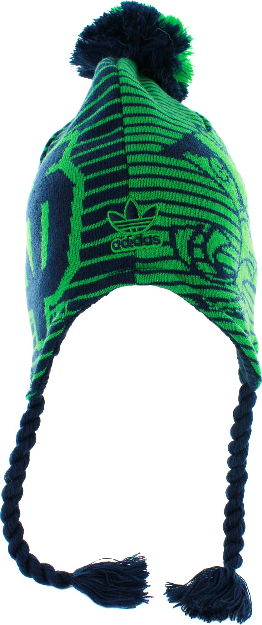 Notre Dame Fighting Irish Tassel Pom Knit Hat by Sports Licensed Division of The Adidas Group