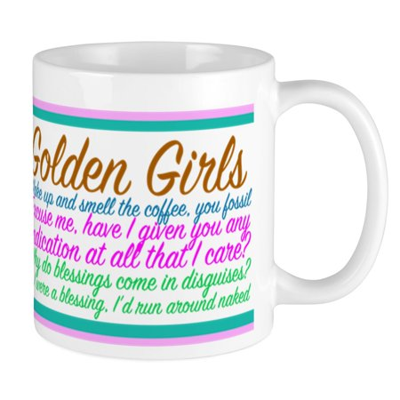 448b55960c7 CafePress - Golden Girls - Unique Coffee Mug