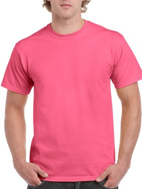 Gildan Mens Ultra Cotton Classic Short Sleeve T-Shirt