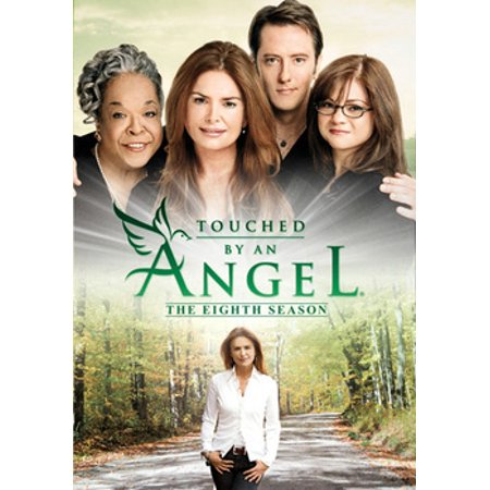 Touched By An Angel: The Eighth Season (DVD) (Touched By An Angel My Dinner With Andrew)