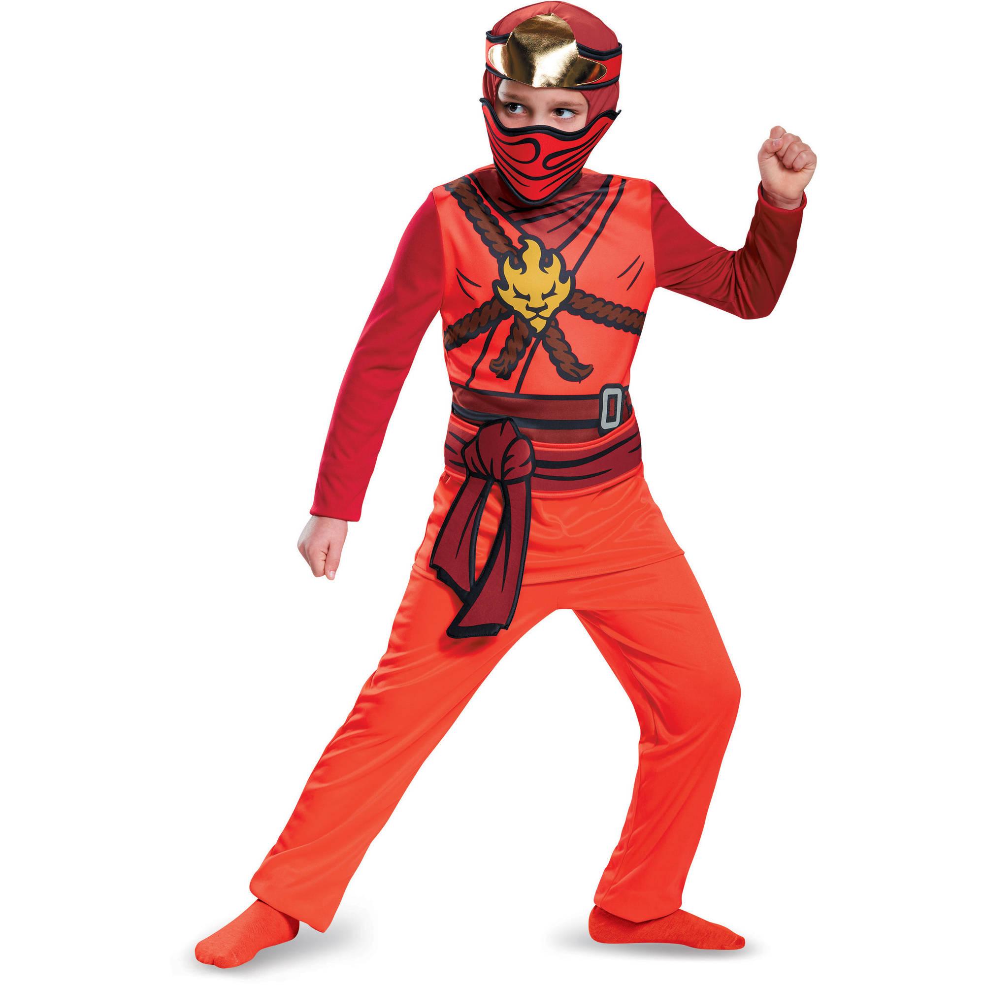 Bien-aimé Costume Halloween Ninjago | Goshowmeenergy LM68