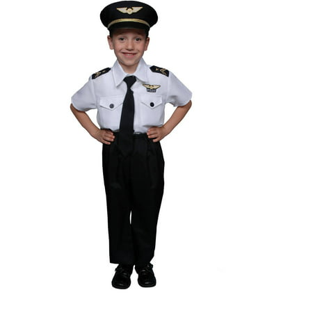 Pilot Boy Toddler Halloween Costume - Pilot Costume Toddler