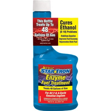 Star brite Star Tron Enzyme Fuel Treatment Motorcycle ATV Gas Additive (8