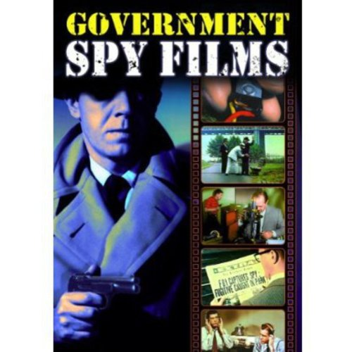 Government Spy Films by