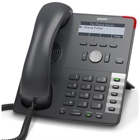 Level Desktop Ip Phone (SNOM D710 IP Desktop Phone Snom D710 )