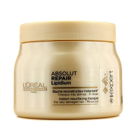 Absolut Repair Serum - L'Oreal Professionnel Expert Serie - Absolut Repair Lipidium Instant Resurfacing Masque (For Very Damaged Ha - 500ml/16.9oz