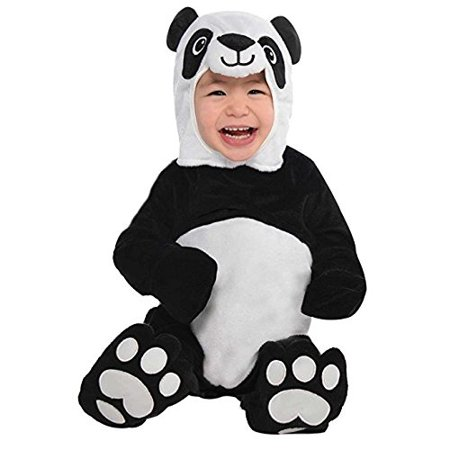 Precious Panda 0 to 6 Month Infant (Precious Li'l Panda Costumes)