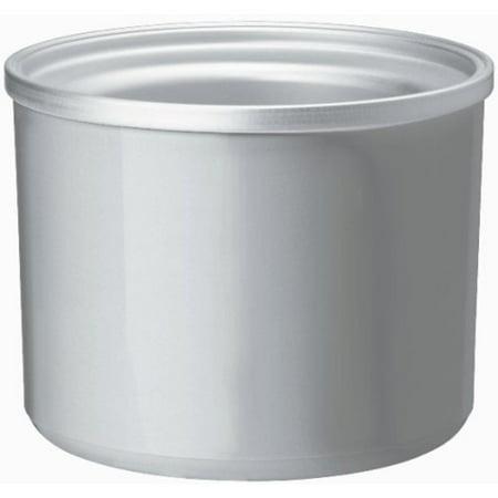 Cuisinart Additional 2-Quart Freezer Bowl for Frozen Yogurt, Ice Cream and Sorbet