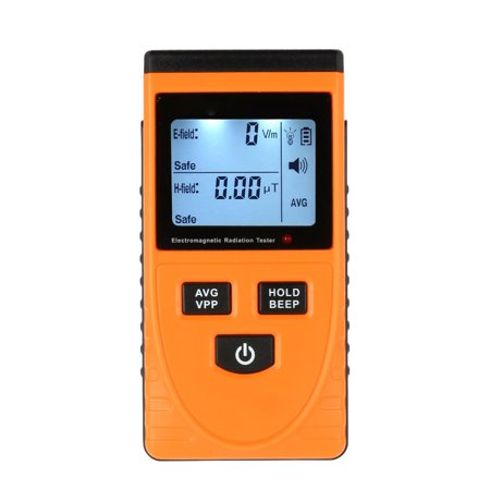 GM3120 Electromagnetic Radiation Tester 2 Syncretic Digital LCD Radiation Detector Meter Dosimeter Measurement Counter