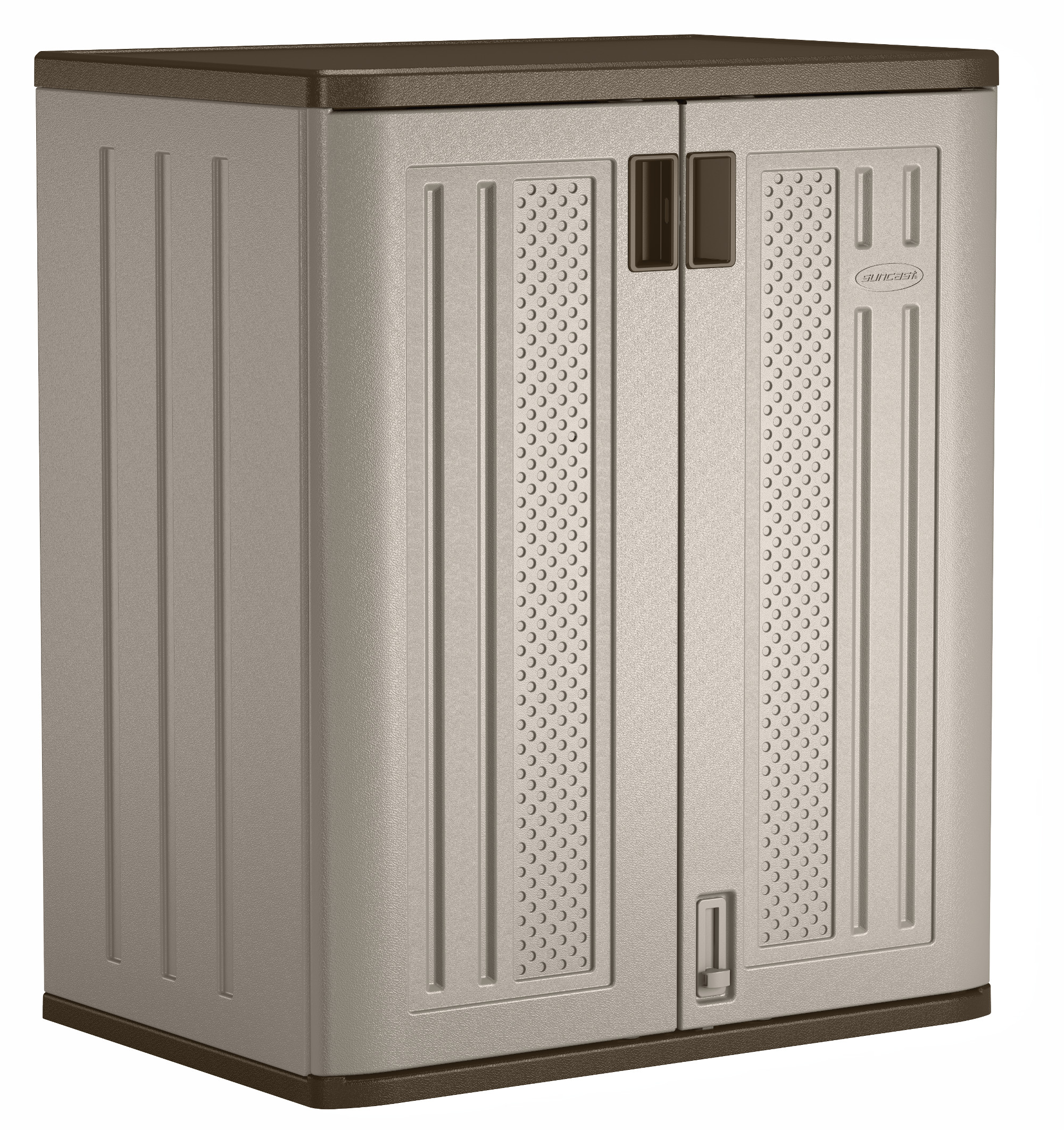 Suncast Storage Cabinet, Resin, BMC3600