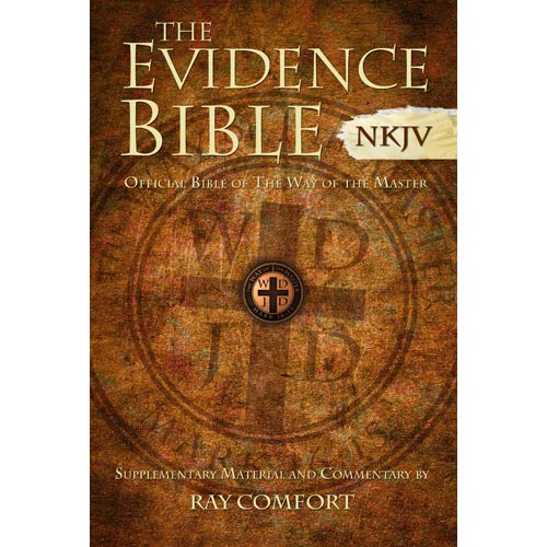 The Evidence Bible, Nkjv: All You Need to Understand and Defend Your Faith