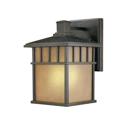 Dolan Designs 9715 Energy Star One Light Outdoor Wall Sconce from the Barton Collection