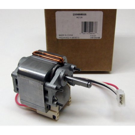 S99080666 Broan Nutone Fan Motor JESP-61K38 99080666 120 Volt 2 Speed 3hp 2 Speed Motor