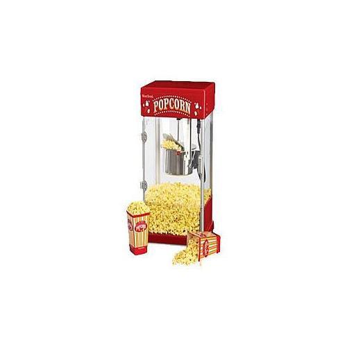 west bend stir popcorn machine
