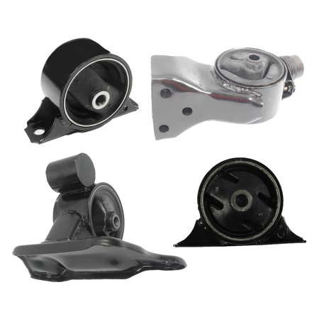 CF Advance For 97-02 Mitsubishi Mirage Front Rear Engie Motor Mount 1.5L 1.8L 6622 6669 1997 1998 1999 2000 2001 - Mitsubishi Mirage Specs