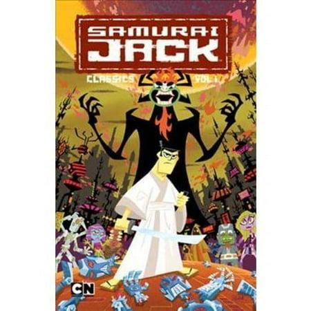 Samurai Jack Classics 1