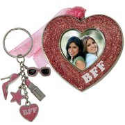 BFF Ornament and Keyring Set