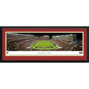 "San Francisco 49ers 18"" x 44"" Deluxe Frame Premium Panoramic Photo"