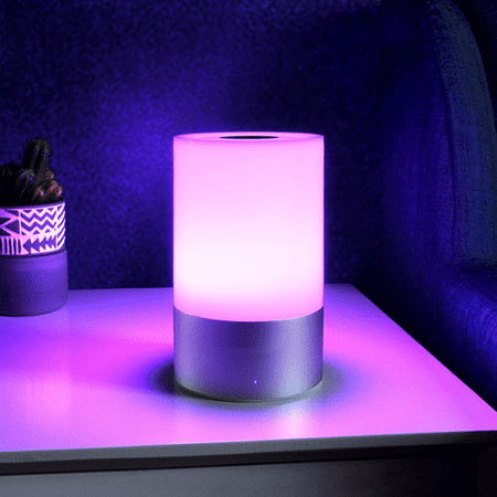 Touch N Go Color Changing Portable LED Lamp (Lamp Changing Pole)