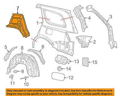 In V6 Starter Jeep Truck Grand Cherokee Limited Sport Util 3.6L 3604CC 220Cu