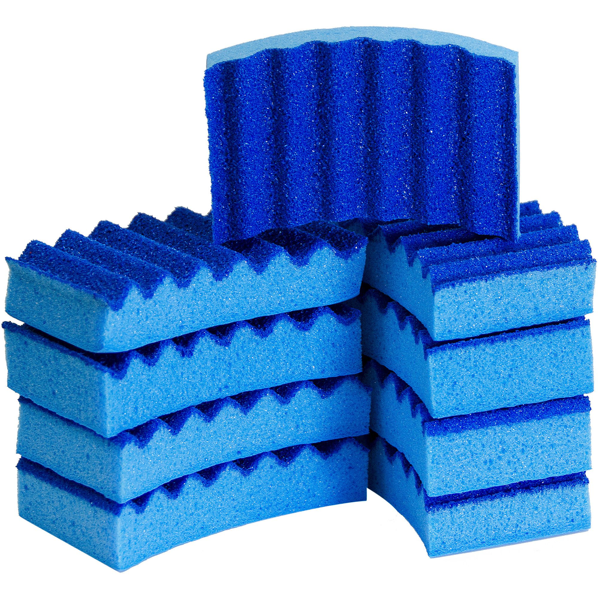 Lysol Antimicrobial Multi-Purpose Scrubber Sponges, 9 count