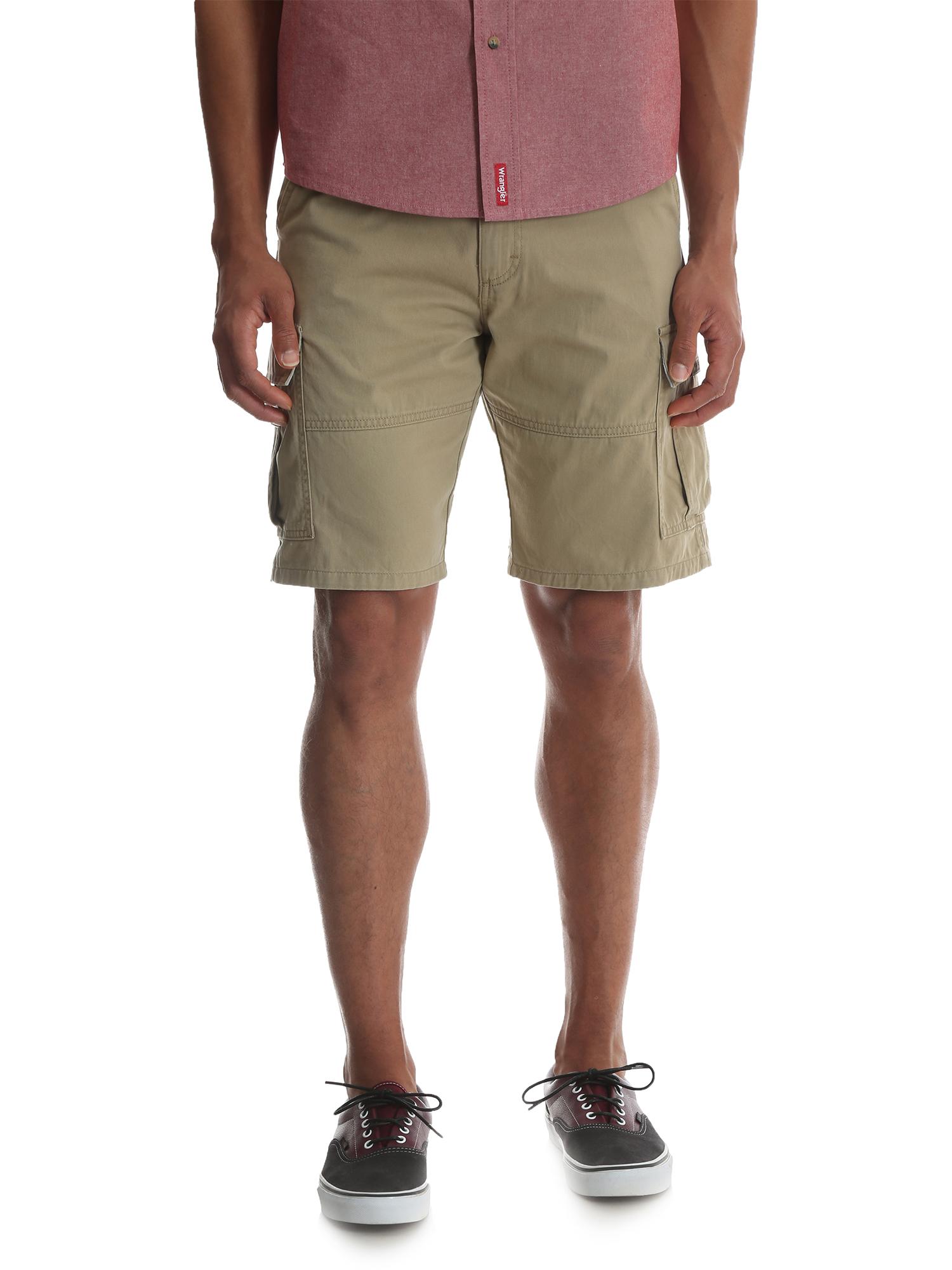 Tall Men's Twill Cargo Short