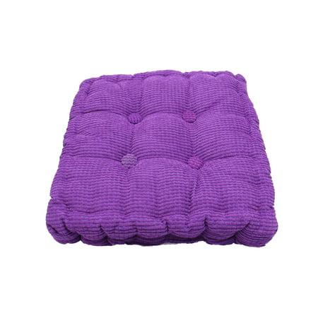Home Garden Patio Square Shaped Anti Slip  Cushion Chair Pad ()