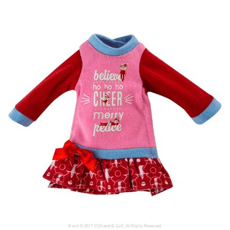 Exclusive 2017 Very Merry Nightgown By The Elf on the Shelf Claus Couture
