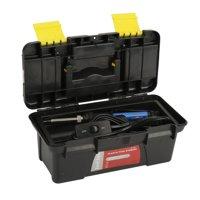 Yosoo 60W Adjustable Temperature Electric Soldering Iron Combination Set Welding Tool Kit Soldering Iron Set Welding Iron Set