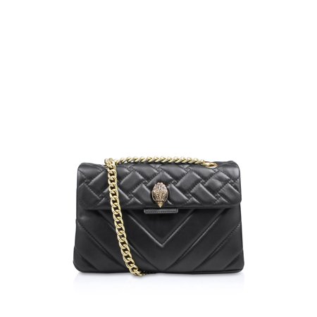 Kensington Quilted Leather Shoulder Bag
