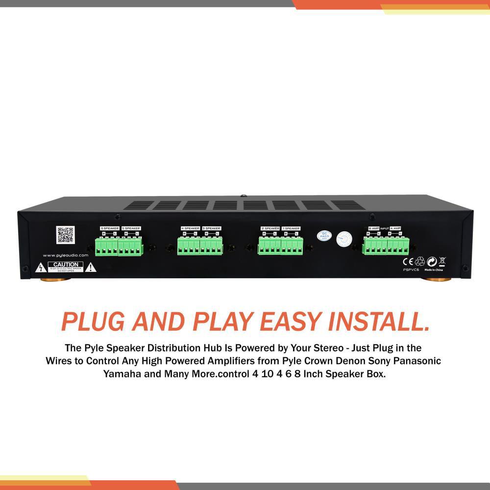 Wiring Speaker Selector Switch