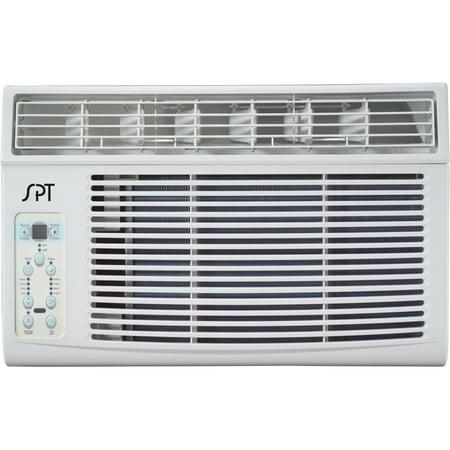 Sunpentown 10,000 BTU, Energy Star Window Air Conditioner with Remote Control, White, WA-1022S ()