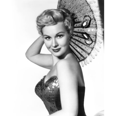 Virginia Mayo 1950S Photo Print