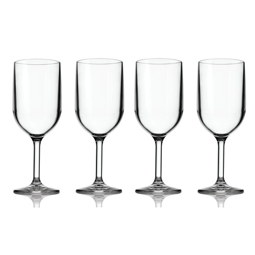 Drinique Elite Wine Glass (Set of 4)