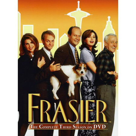 Frasier  The Complete Third Season