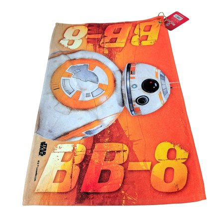 Star Wars BB8 Golf Towel Golfing Bag Accessory