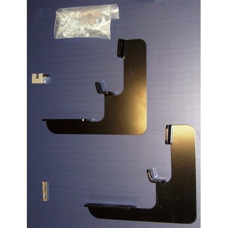 - Owens Products 10-1258 Owens Premier Custom Running Board Bracket Kit; For Use w/Running Board PN[67671-01];