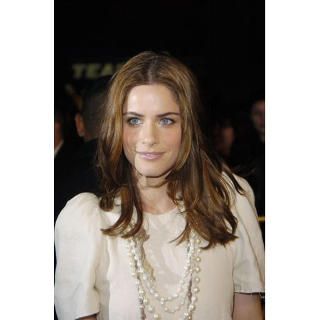 Amanda Peet At Arrivals For The Wedding Date Premiere Universal City Walk Cineplex Los Angeles Ca Thursday January 27 2005 Photo By Michael GermanaEverett Collection Celebrity